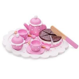 New Classic Toys Polkadot Tea Set 10620
