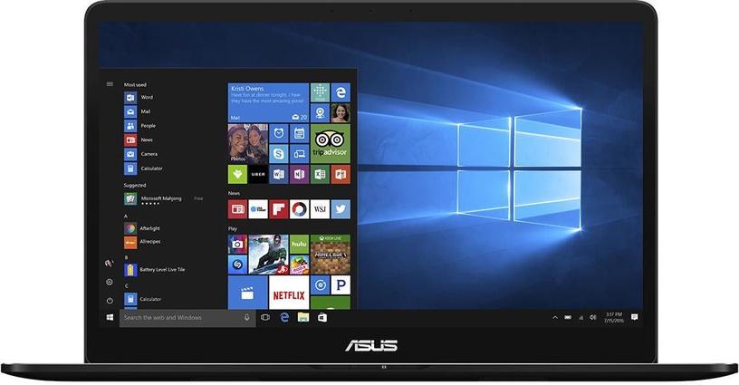 Asus ZenBook PRO UX550GD-BN025T Black