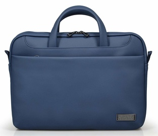 Port Designs Zurich Toploading Case 13-14 Blue