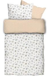 La Bebe Natural Cotton Baby Cot Set 100x140cm Dogs