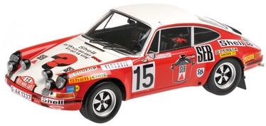 Minichamps Porsche 911 S Rally Monte Carlo 1972 White/Red