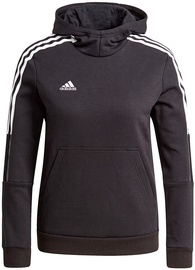 Adidas Tiro 21 Sweat Hoodie GM7326 Black 128 cm