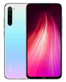 Nutitelefon Xiaomi Note 8T 64GB White