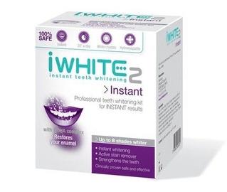 Средство для отбеливания зубов iWHITE Instant Whitening Kit 2 N10, 80 мл