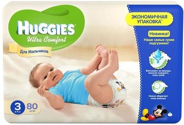 Mähkmed Huggies Ultra Comfort Boy MP3 80