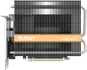 Palit GeForce GTX1050 Ti KalmX 4GB GDDR5 PCIE NE5105T018G1H
