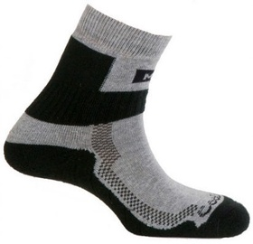 Mund Socks Nordic Walking Black L