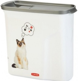 Curver Food Keeper Love Pets 1.5kg 4.5L