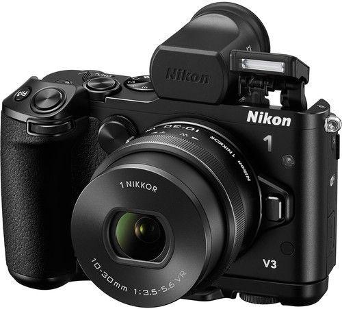 Nikon 1 V3 Kit 10-30mm Black