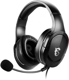 MSI Immerse GH20 Over-Ear Gaming Headset Black