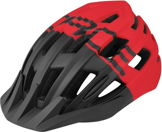 Force Corella MTB Helmet Black/Red L/XL