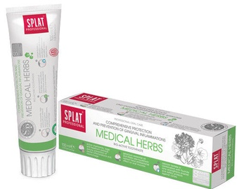 Splat Professional Medical Herbs Toothpaste 100ml