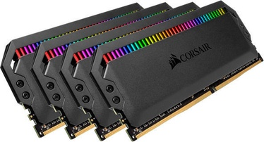 Corsair Dominator Platinum RGB 64GB 3600MHz CL18 DDR4 KIT OF 4 CMT64GX4M4K3600C18