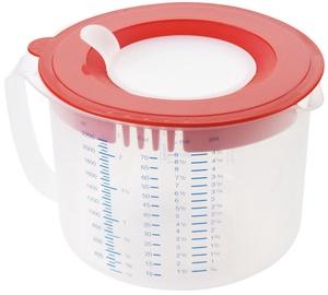 Leifheit Mixing Bowl Measure&Store 2,2L