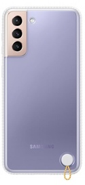 Samsung Clear Protective Back Case For Samsung Galaxy S21 Plus White