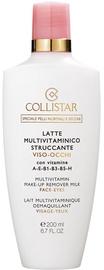 Näopiim Collistar Multivitamin Make Up Remover Milk, 200 ml