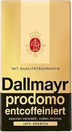 Jahvatatud kohv Dallmayr Decaffeinated HVP, 0.2 kg