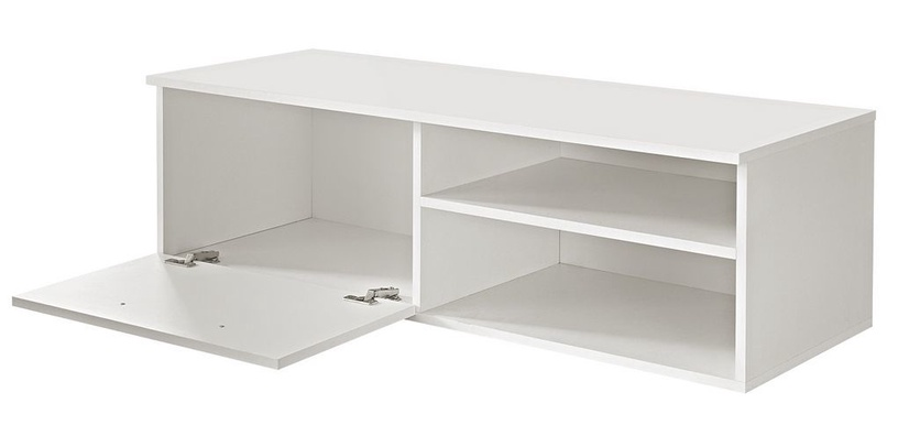 ASM Galino G Living Room Wall Unit Set White Mat