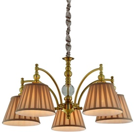 Candellux Austin 5X40W E14 Hanging Ceiling Lamp Patina