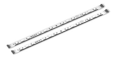 NZXT HUE 2 LED Strips 25cm White