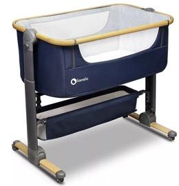 Детская кроватка Lionelo Timon Navy Blue