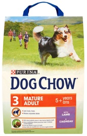 Purina Dog Chow Adult Mature with Lamb 2.5kg