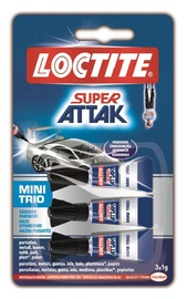 KIIRLIIM SUPER ATTAK 3X1G TRIO MINI