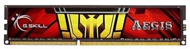 Operatiivmälu (RAM) G.SKILL Aegis F3-1333C9S-8GIS DDR3 8 GB