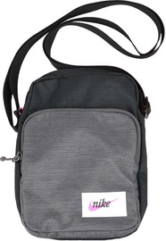 Nike Heritage Smit Label Bag BA5809-011 Black/Grey