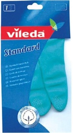 Vileda Standard Cotton Gloves L