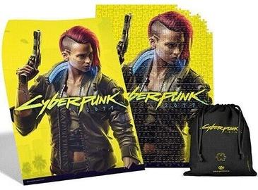 Cyberpunk 2077: Keyart Female