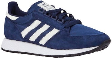 Adidas Forest Grove CG5675 Blue White 47 1/3