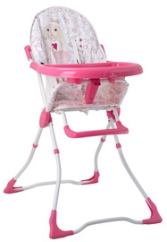 Bertoni Lorelli Feeding Chair Marcel Pink Girl