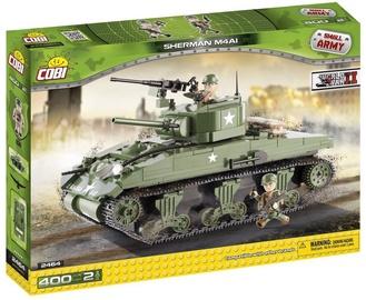 Konstruktor Cobi Small Army WW2 Sherman M4A1 2464