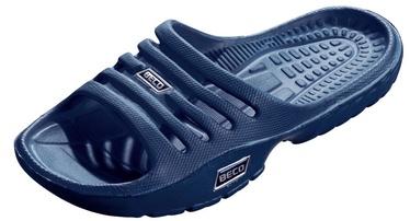 Beco 90651 Kids' Beach Slippers Navy 28
