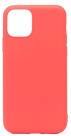 Evelatus Soft Touch Back Case For Apple iPhone 12/12 Pro Red