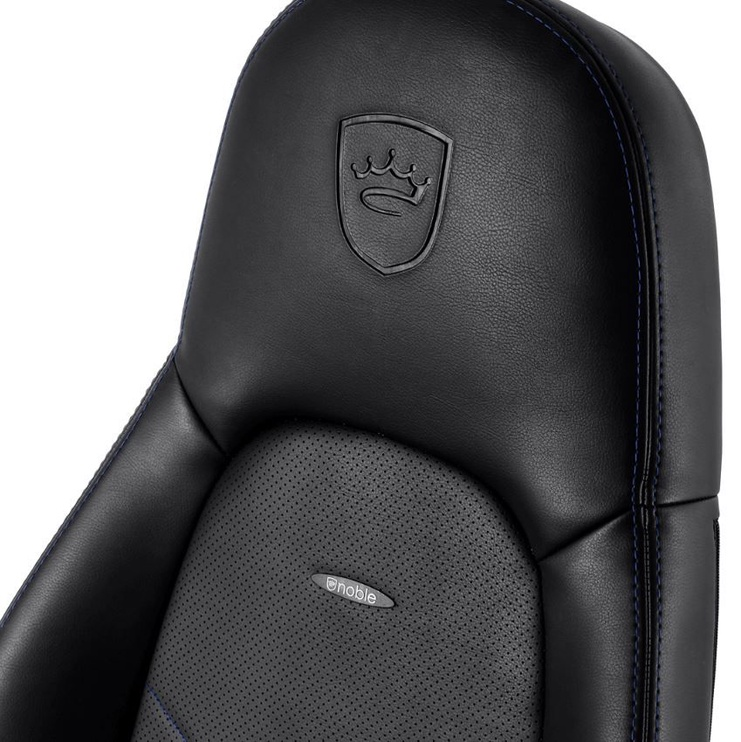Noblechairs Gaming Chair ICON Black/Blue