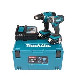 Makita DLX2141AJ Cordless Tool Set