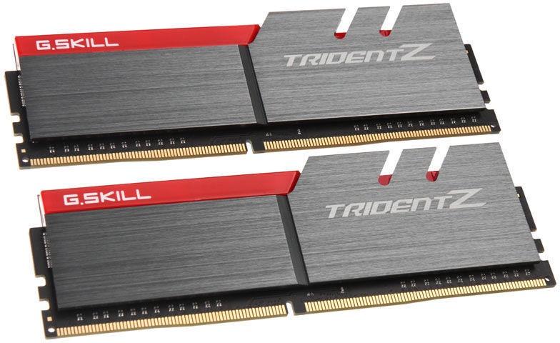 G.SKILL Trident Z 16GB 3200MHz CL14 DDR4 KIT OF 2 F4-3200C14D-16GTZ
