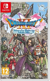 Dragon Quest XI S Echoes of an Elusive Age Definitive Edition SWITCH