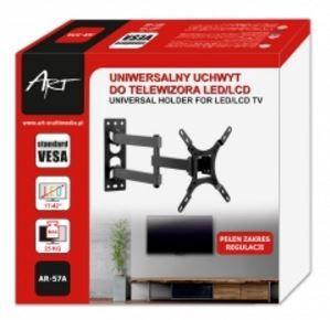 Art Wall Mount For TV 17 - 42'' Black