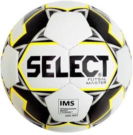 Select Futsal Master IMS 2018 Ball Black/White Size 4