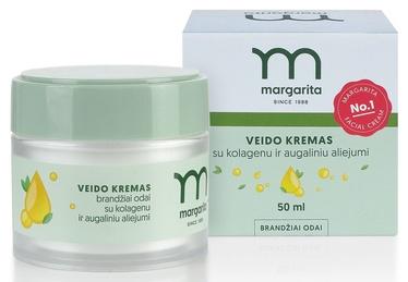 MARGARITA Крем с коллагеном и растительными маслами, 50ml