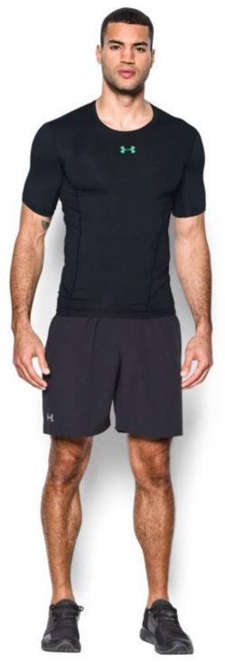 Under Armour Compression Shirt Heatgear Supervent 2.0 1289557-003 Black XXL