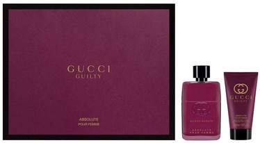 Gucci Guilty Absolute Pour Femme 50ml EDP + 50ml Body Lotion