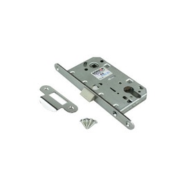 Border WC Door Lock 81607 90/50 Chrome
