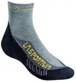 La Sportiva Socks TX Black/Yellow L