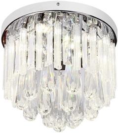 Candellux Atella Plafond Lamp 12W LED Chrome