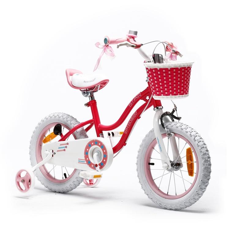 "Laste jalgratas Royalbaby Star Girl 12"""