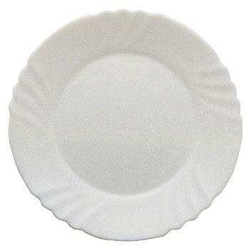 Bormioli Ebro Dessert Plate 20cm White